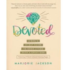 MARJORIE JACKSON DEVOTED