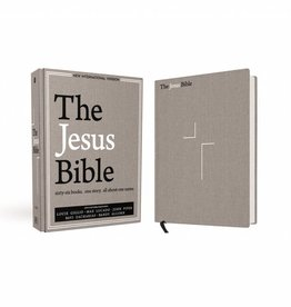 THE JESUS BIBLE HARDCOVER