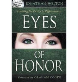 JONATHON WELTON EYES OF HONOR