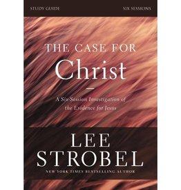 LEE STROBEL CASE FOR CHRIST STUDY GUIDE