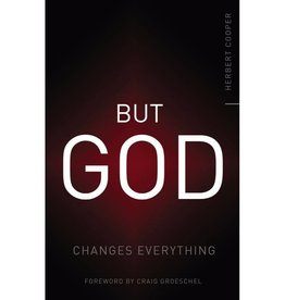 HERBERT COOPER But God Changes Everything