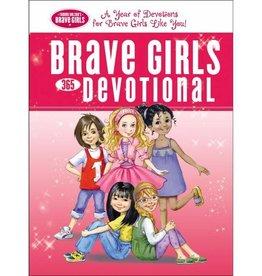 JENNIFER GERALDS Brave Girls 365 Devotional