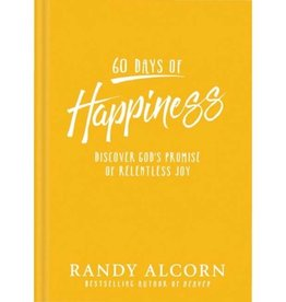 RANDY ALCORN 60 DAYS OF HAPPINESS