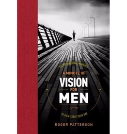 ROGER PATTERSON A Minute Of Vision For Men