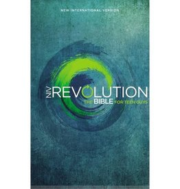 NIV REVOLUTION BIBLE FOR TEEN GUYS