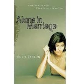 SUSIE LARSON ALONE IN MARRIAGE