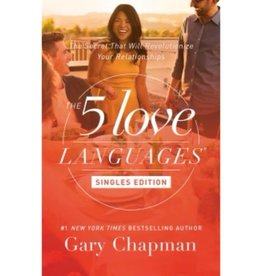GARY CHAPMAN 5 LOVE LANGUAGES SINGLES EDITION