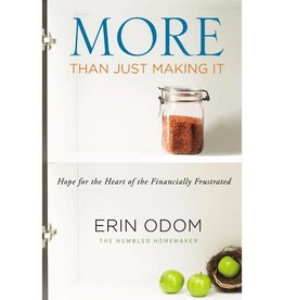 ERIN ODOM MORE THAN JUST MAKING IT