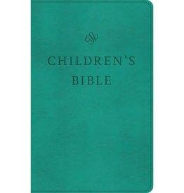 ESV Children's Bible (Trutone, Teal)