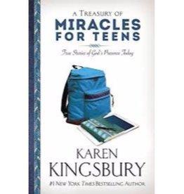 KAREN KINGSBURY MIRACLES FOR TEENS