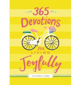 VICTORIA YORK 365 Devotions for Living Joyfully