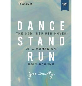 JESS CONNOLLY DANCE, STAND, RUN VIDEO STUDY