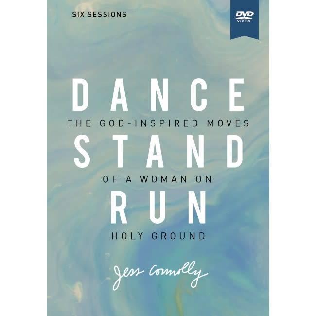 JESS CONNOLLY DANCE, STAND, RUN VIDEO STUDY