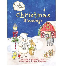 REALLY WOOLY CHRISTMAS BLESSINGS