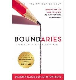 HENRY CLOUD Boundaries - Revised