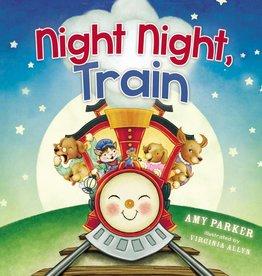 AMY PARKER Night, Night, Train