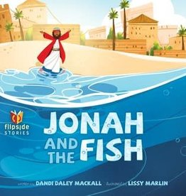 DANDI DALEY MACKALL Jonah & The Fish
