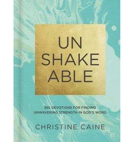 CHRISTINE CAINE Unshakeable