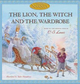 C S LEWIS THE LION, THE WITCH AND THE WARDROBE