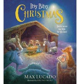 MAX LUCADO ITSY BITSY CHRISTMAS