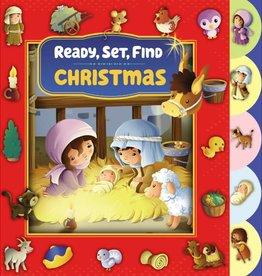ZONDERKIDZ READY, SET, FIND CHRISTMAS