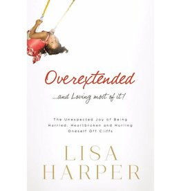 LISA HARPER OVEREXTENDED AND LOVING MOST OF IT