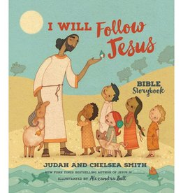 I Will Follow Jesus Bible Storybook