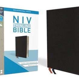 NIV Thinline Bible - Black