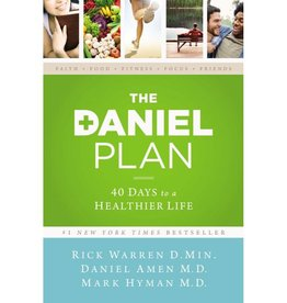 RICK WARREN THE DANIEL PLAN