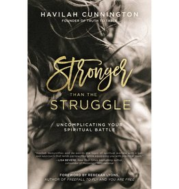 HAVILAH CUNNINGTON Stronger Than The Struggle