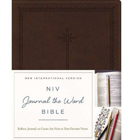 NIV - JOURNALING THE WORD BROWN
