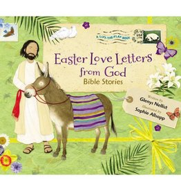 GLENYS NELLIST Easter Love Letters From God