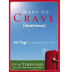 LYSA TERKEURST Made To Crave Devotional