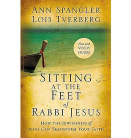 ANN SPANGLER Sitting At The Feet Of Rabbi Jesus