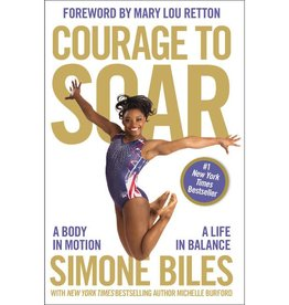 SIMONE BILES Courage to Soar