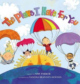 AMY PARKER The Plans I Have For You Board Book