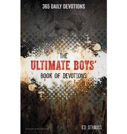 ED STRAUSS The Ultimate Boys' Book Of Devotions