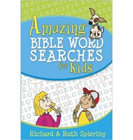 RICHARD SPIERING Amazing Bible Word Searches For Kids