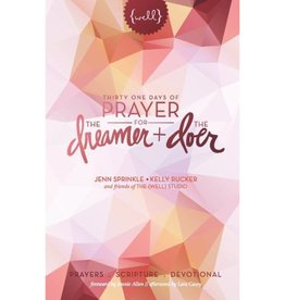 JENN SPRINKLE 31 DAYS OF PRAYER FOR THE DREAMER & THE DOER