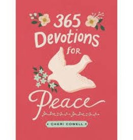 CHERI COWELL 365 Devotions For Peace