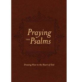 BEN PATTERSON PRAYING THE PSALMS