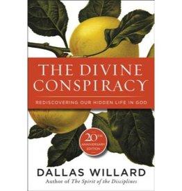 DALLAS WILLARD The Divine Conspiracty - 20th Anniversary Edition