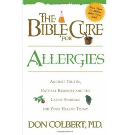 DON COLBERT The Bible Cure For Allergies