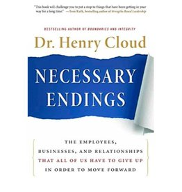 HENRY CLOUD Necessary Endings
