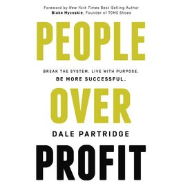 DALE PARTRIDGE PEOPLE OVER PROFIT