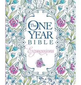 NLT Creative Expressions One Year Bible