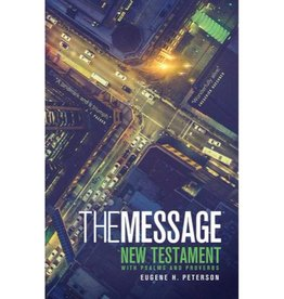 THE MESSAGE NEW TESTAMENT PAPERBACK