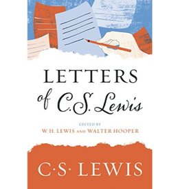 C S LEWIS LETTERS OF C.S. LEWIS