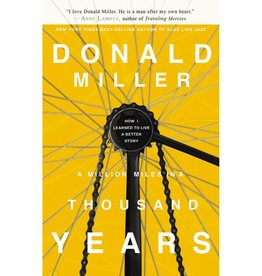 DONALD MILLER A MILLION MILES IN A THOUSAND YEARS