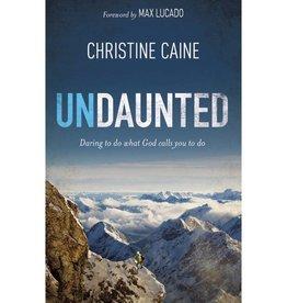 CHRISTINE CAINE Undaunted